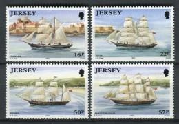 Jersey 1992. Yvert 568-71 ** MNH. - Jersey
