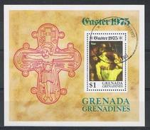 Grenada Y/T Blok 9 (0) - Grenade (1974-...)