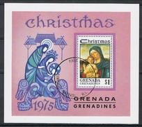 Grenada Y/T Blok 15 (0) - Grenade (1974-...)