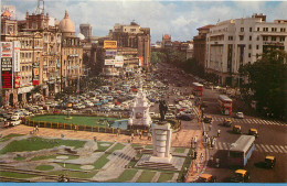 Flora Fountain, Mumbai, India Postcard Unposted - Inde