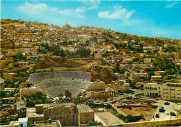 Amphitheatre, Amman, Jordan Postcard Unposted