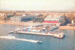 Aquamarina Hotel, Aqaba, Jordan Postcard Unposted