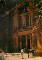 Petra, Jordan Postcard Unposted