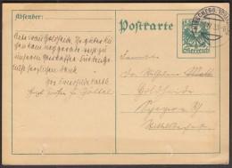 Austria Hirschegg Vorarlberg 18.4.1933 / Postal Stationery 12 Groschen - Entiers Postaux