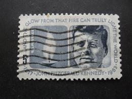 USA N°762 KENNEDY Oblitéré