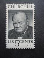 USA N°781 SIR WINSTON CHURCHILL Oblitéré