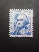 USA N°796A GEORGE WASHINGTON Oblitéré - George Washington