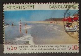 Bangladesh 2008 Cox's Bazar Beach Used - Bangladesh