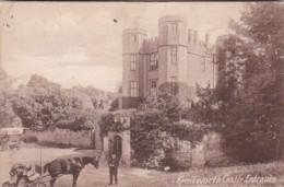 England Warwick Kenilworth Castle Entrance - Warwick