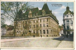 Luxembourg La Poste Centrale - Luxembourg - Ville