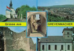 LUSSEMBURGO - LUXEMBOURG - Grüsse Aus GREVENMACHER - Not Used - Cartoline