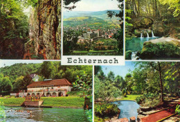 LUSSEMBURGO - LUXEMBOURG - Echternach - Multivues - Not Used - Echternach