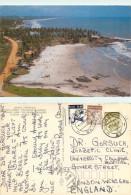 Ilheus, Bahia, Brazil Postcard Posted 1985 Stamp - Salvador De Bahia