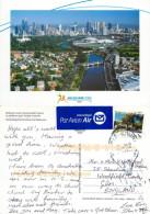 2006 Commonwealth Games, Melbourne, Victoria, Australia Postcard Posted 2006 Stamp - Melbourne