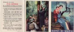 1946 CALENDARIO FORMATO PICCOLO - Calendari
