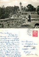 Gruga, Essen, Germany RP Postcard Posted 1957 Stamp - Essen