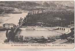 Dep 05 - La Saulce - La Houille Blanche - Panorama De L'Ouvrage De Prise: Achat Immédiat - Other Municipalities