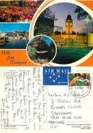 Multiview, Tasmania, Australia Postcard Posted 1992 Stamp - Autres