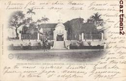 ILE DE LA REUNION SAINT-DENIS HOTEL DU GOUVENEUR EN 1900 - Saint Denis