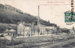 LE VAL-D'AJOL BRASSERIE LA GERBE D'OR 88 VOSGES INDUSTRIE USINE - Non Classés