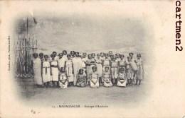 MADAGASCAR GROUPE D'ANDRABE ETHNOLOGIE AFRIQUE ETHNIC COUADOU TOULON - Madagascar