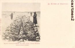 LA GUERRE AU TRANSVAAL SOLDATS ANGLAIS A COLENSO GUERRE DES BOERS AFRIQUE DU SUD SOUTH AFRICA NEDERLAND ENGLAND 1900 - Zuid-Afrika