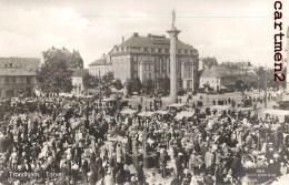 TRONDHJEM TORVET TRONDHEIM NORVEGE NORWAY MARKET MARCHE MARKT - Noorwegen