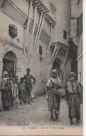 CPA - ALGER - RUE DE LA MER ROUGE - 121 - P. S. - Algiers