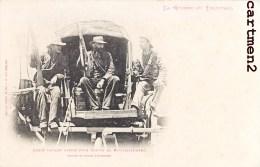 LA GUERRE AU TRANSVAAL CONVOI DE RAVITAILLEMENT GUERRE DES BOERS AFRIQUE DU SUD SOUTH AFRICA NEDERLAND ENGLAND 1900 - South Africa