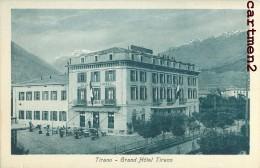 TIRANO GRAND HOTEL TIRANO LOMBARDIA ITALIA - Italia