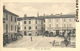 TIRANO PIAZZA DEL MERCATO LOMBARDIA ITALIA - Italia