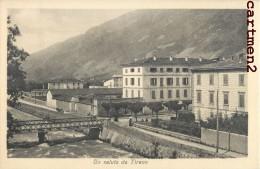 UN SALUTO DA TIRANO PONTE CASERMA LOMBARDIA ITALIA - Italia