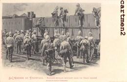 GUERRE AU TRANSVAAL SOLDATS ANGLAIS TRAIN BLINDE GUERRE DES BOERS AFRIQUE DU SUD SOUTH AFRICA NEDERLAND ENGLAND 1900 - South Africa