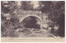 A SAISIR !!!! Monastère De Sainte-Marie De LA PIERRE QUI VIRE. Pont Sur Le Trinquelin - Other Municipalities