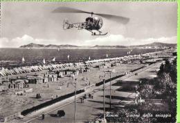 RIMINI VISIONE DELLA SPIAGGIA ELICOTTERO - Elicotteri