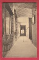 Binche -Maison Des Soeurs De La Charité De N-D De Bonne Espérance - Corridor De La Chapelle ( Voir Verso ) - Binche