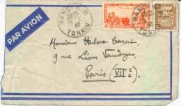Lettre D´Hanoi - Indochine (1889-1945)