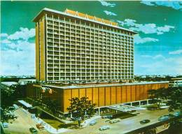 PIE-16 - 1112 : MANILA HILTON  MANILA S MABUHAY  WARM WELCOME HOTEL - Philippines