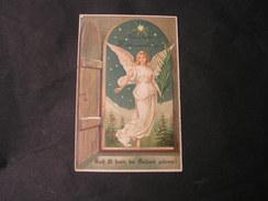 Engel Litho Heiland , Aus Münster Elsass Nach Nancy 1909 - Engel