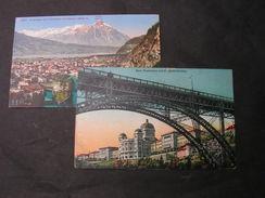CH 2 Alter Karten Schweiz 1914-1917  Bern Und Interlaken - Schweiz