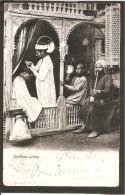 Egypte. Coiffeur Arabe. Conduit D'eau/Waterpipe - Ohne Zuordnung
