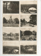 Photographie , 9 X 7 , ALLEMAGNE , Hesse , WIESBADEN , Echte Photographie , LOT DE 32 PHOTOS , Frais Fr : 4.25€ - Lugares