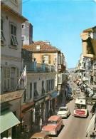 PIE-16 - 1124 : GIBRALTAR  MAIN STREET AUTOMOBILE. AUTOCAR. BUS. - Gibraltar
