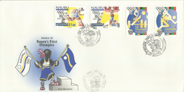Nauru 1996  Olympics FDC - Nauru
