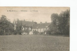 28 La Mée Villebeton Le Chateau - Autres Communes