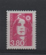 FRANCE N° 2624a ** - MARIANNE Sans Phosphore Cote 40 € - Abarten Und Kuriositäten