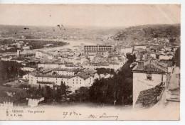 CPA.38.Vienne.1902. Vue Générale. - Vienne