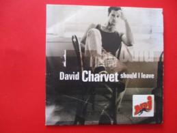 CD David Charvet Should I Leave - Disco & Pop