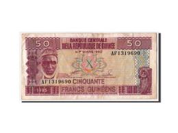 Guinea, 50 Francs, 1985, 1960-03-01, KM:29a, TB - Guinea