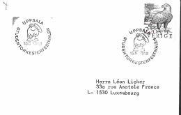 SUEDE  -  SVERIDGE - UPPSALA 1988 - MUSIC INSTRUMENT - Musique